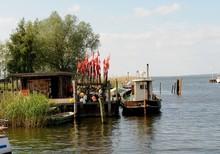 Fischerhafen Mönkebude Am Stettiner Haff