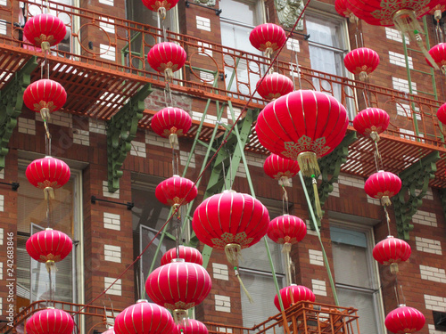 Foto op Canvas Amerikaanse Plekken Chinatown (San Francisco) / USA