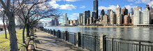 Panoramic View Of Midtown Manh...