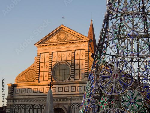 Fotografie, Obraz  Italia, Toscana, Firenze