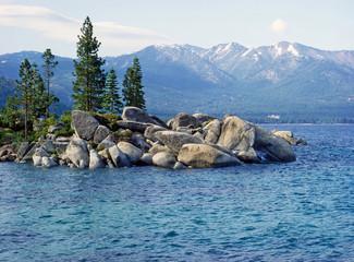 Fototapeta Rzeki i Jeziora Lake Tahoe