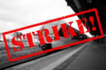 Railroad Strike Background
