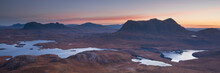 Cul Mor And Suilven At First L...