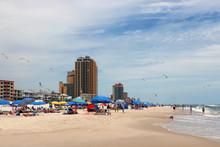 Alabama Gulf Of Mexico Beach L...