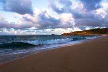 Sonnenuntergang Auf Kauai