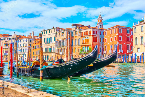 Aluminium Prints Venice Grand Canal in Venice