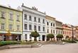Main Street (Hlavna ulica) in Presov. Slovakia