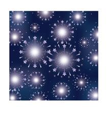 Mardy Gras Splash Lights Pattern