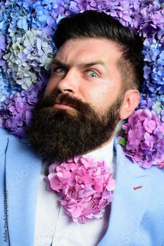 Fotografía Bearded man