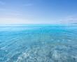 Leinwanddruck Bild Deep Blue