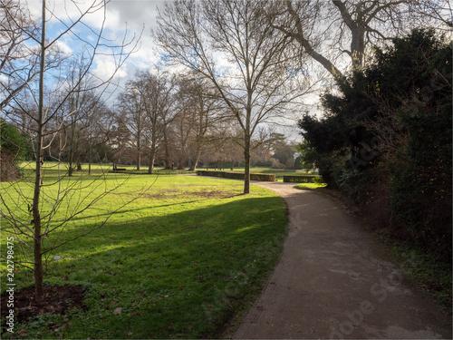 Fotografie, Obraz  le jardin de Bagatelle dans le Bois de Boulogne à Paris