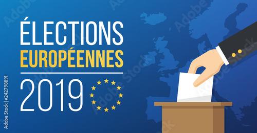 Photo  Élections européennes 2019