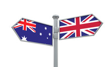 Australia And United Kingdom G...