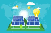 Solar Batteries Changing Savin...