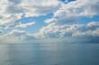 Amazing sea and sky