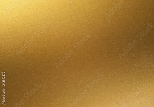 Photo  golden shiny gradient background