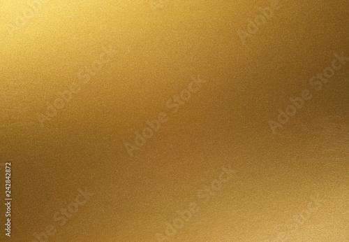 golden shiny gradient background Canvas Print