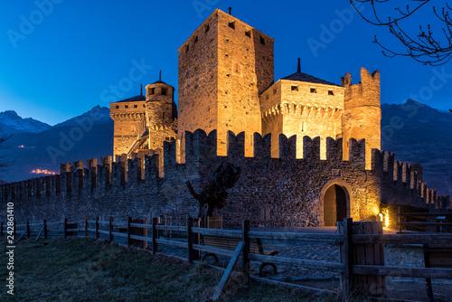 Foto  Castello di Fenis, Valle d'Aosta