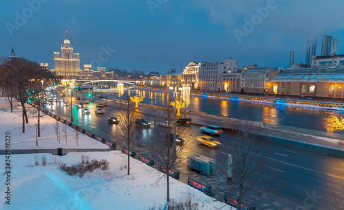 Moscow/Russia - 30 Wallpaper Mural