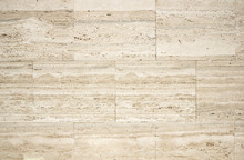 White Travertine Background