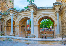 Explore Hadrian's Gate, Antaly...