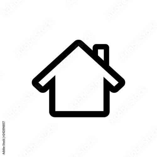 Foto  dom ikona