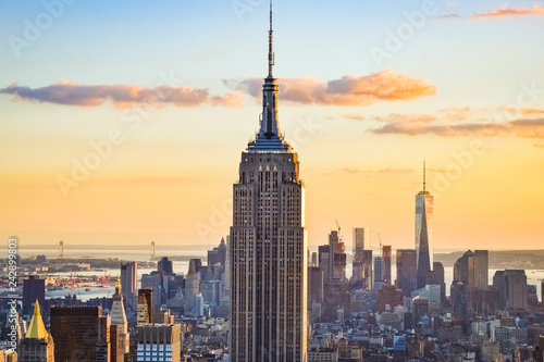 Foto op Canvas New York New York City, United States