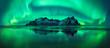Stokksnes aurora