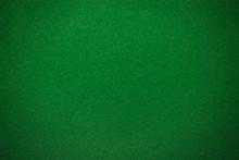 Texture Green Felt Wich Vignette