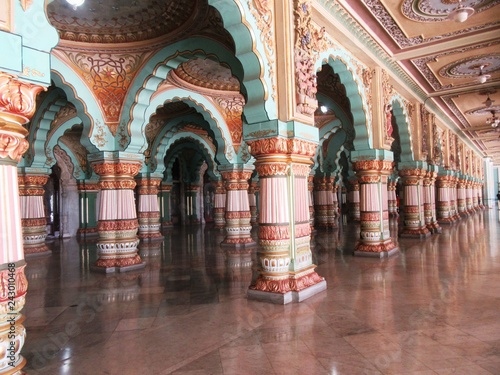 Amba Vilas Palace w Mysore / Południowe Indie