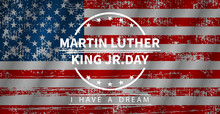 Martin Luther King Day, Vector...