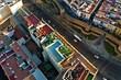 Sevilla aus der Luft