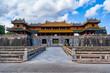 Imperial City, Unesco World Heritage in Hue, Vietnam
