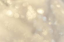 Shiny Bokeh Background. Abstra...