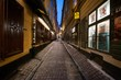 historische Altstadt von Gamla Stan in Stockholm, Schweden