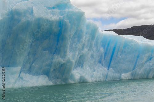 Glaciar Jorge Montt desde cerca Canvas Print