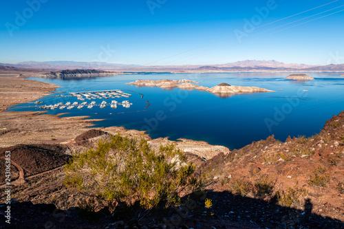 Lake Mead Recreational Area Canvas Print