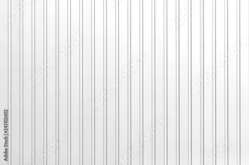 Foto  White Corrugated metal texture surface or galvanize steel background