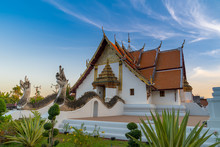 Wat Phumin Is A Famous Temple ...