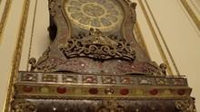 Antique Clock Tilt