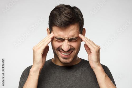 Fotografía Headache concept
