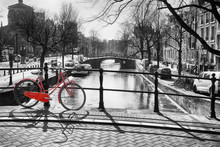 Red  Bike Amsterdam