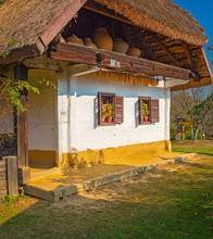 Traditional Countryside House In Szalafő, Hungary
