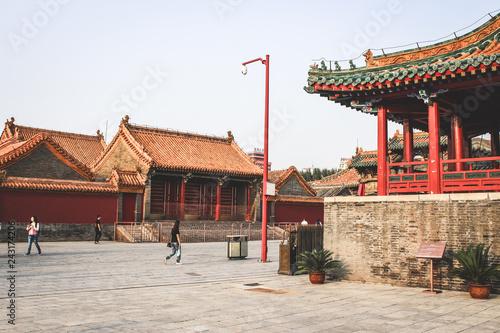 Fotografie, Obraz temple in china