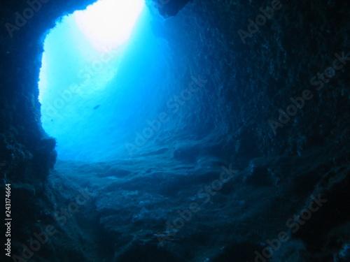 Fotografie, Obraz  Tunel