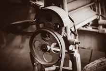 Machine For Producing Of A Tra...