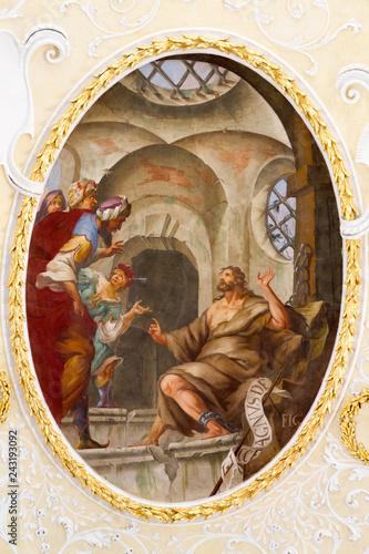 Trnava, Slovakia Canvas Print