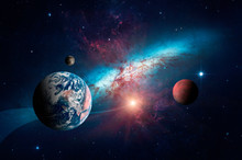 Planets Of The Solar System Ag...