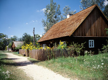 Open Air Museum Of The Village...