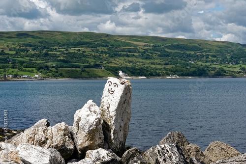 Photo Nordirland - Ballygally - Impressionen